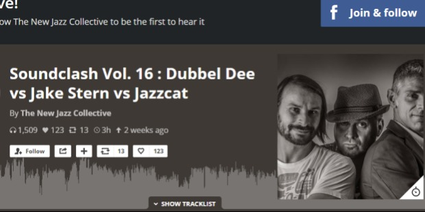 Soundclash Vol. 16 : Dubbel Dee vs Jake Stern vs Jazzcat